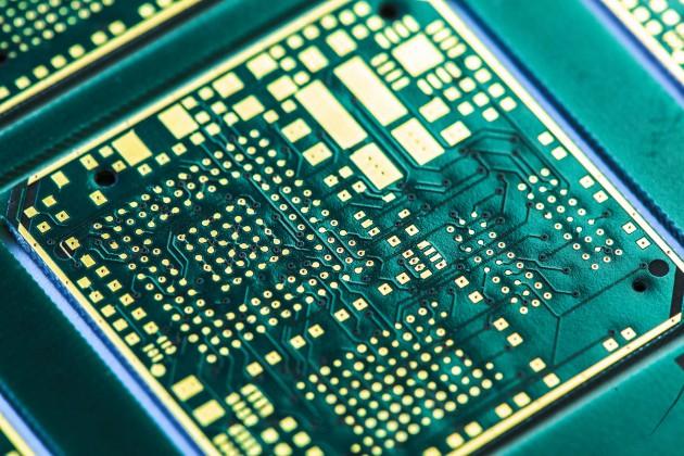 12 - Lagen Multilayer für Multi-Chip-Modul