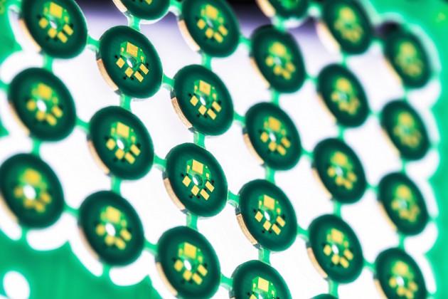 6 - Lagen Multilayer für Sensortechnik
