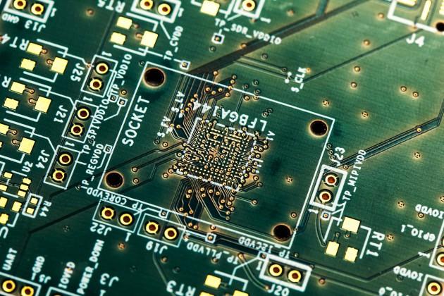 8 - Lagen Multilayer für Telekommunikation