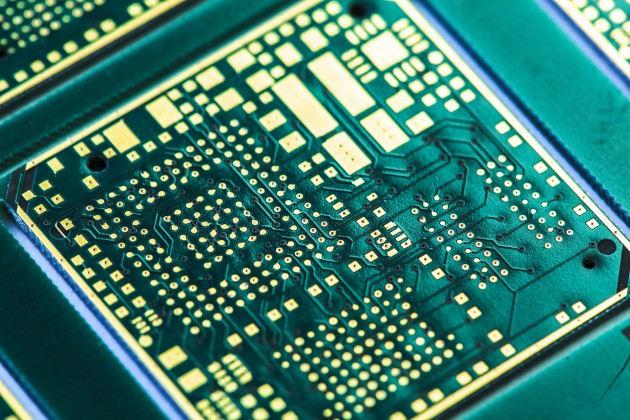 elektrische leiterplatte herstellung