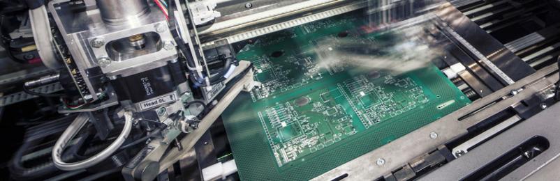Multilayer PCB löten Machine