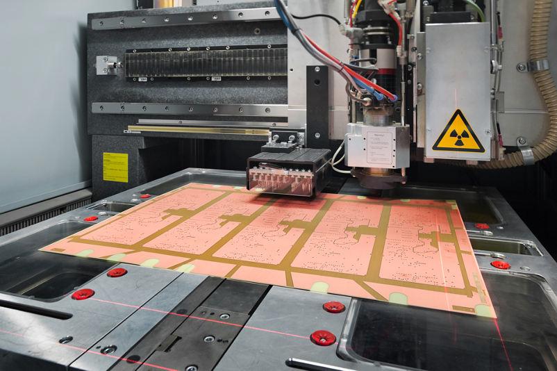 PCB Leiterplatte (Deutschland Service)