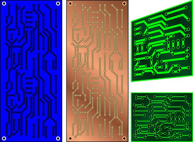 PCB leiterplatte herstellen